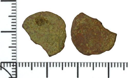 DOR-A6CD65: Roman coin : Nummus of the House of Valentinian