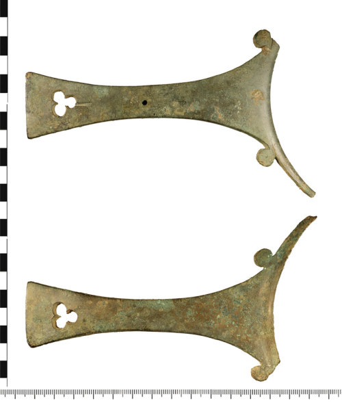 WMID-09C0C1: A Roman Vessel Handle