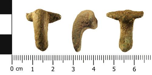 WMID-257365: A Roman Polden Hill Brooch