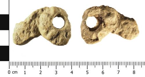 WMID-42E1EA: A Medieval Spindle Whorl