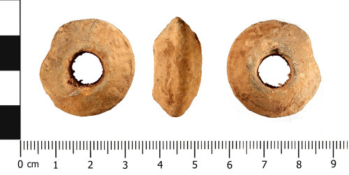 WMID-7272F6: A Medieval Spindle Whorl
