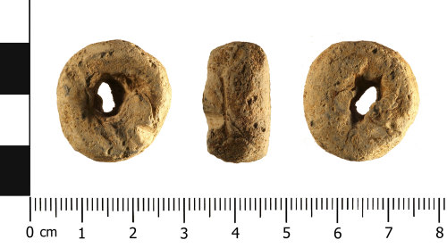 WMID-891743: A Spindle Whorl of Unknown Date
