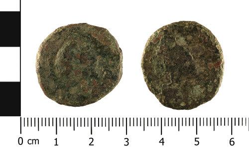 WMID-E77261: Roman coin: radiate of Divus Claudius