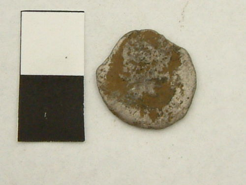 YORYM-56A732: Roman coin, denarius, of the Republican period (obverse).