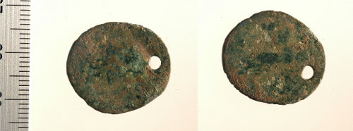 NMGW-B60B35: Coin - Roman