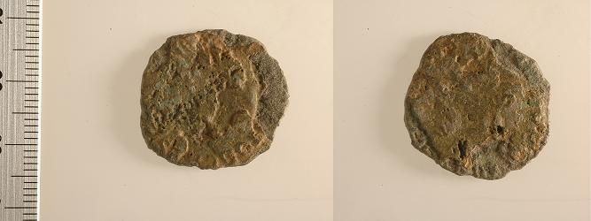 NMGW-9A89B7: Coin - Roman Constantius I, Nummus