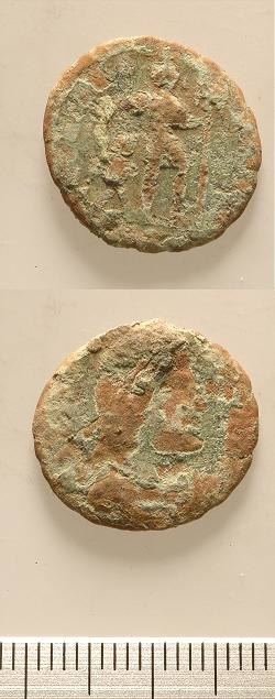 NMGW-997096: Coin - House of Valentinian