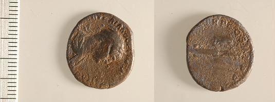 NMGW-5D1B57: Coin - Trajan Denarius