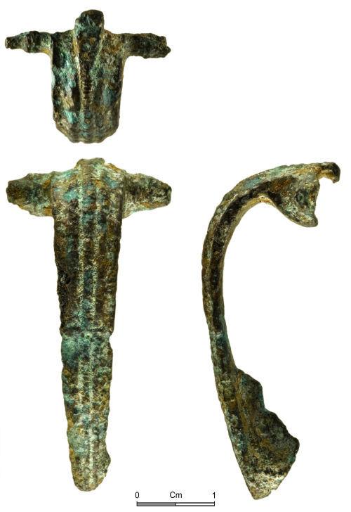 PUBLIC-D118C2: Roman Brooch