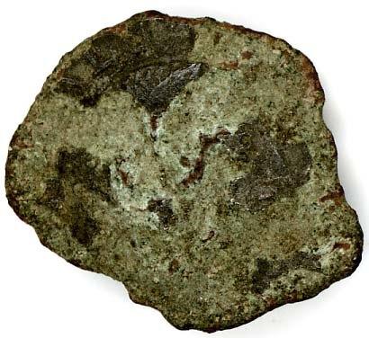SOMDOR-4C5160: Roman coin: Contemporary copy of Denarius of Severus Alexander (obverse)