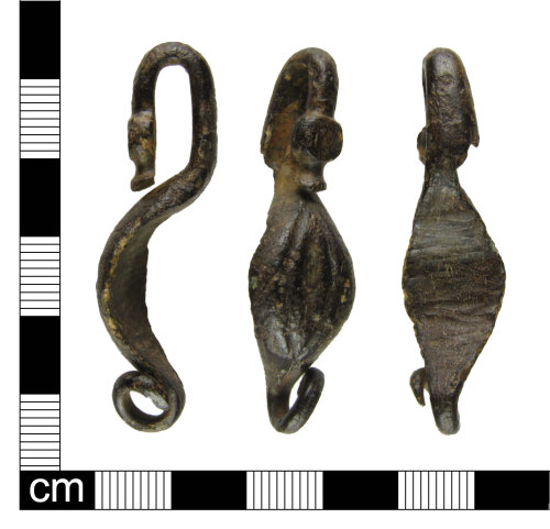 A resized image of Iron Age brooch