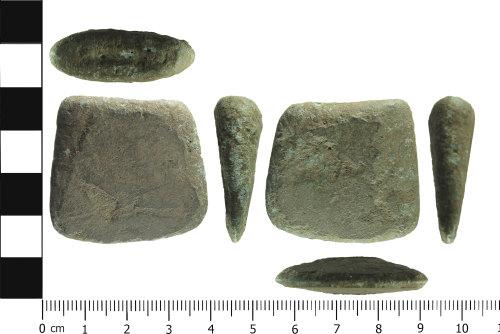 ESS-28290D: Bronze Age axe