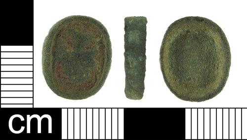 ESS-2D7755: Copper-alloy ring bezel