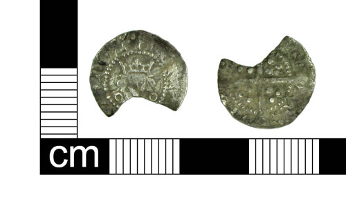 ESS-2F58C5: Medieval coin