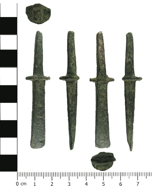 ESS-56EE7A: Bronze Age Copper Alloy Chisel