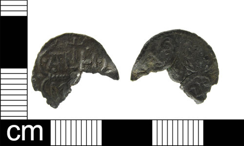 ESS-81F59F: Early Medieval coin: Silver penny of Offa