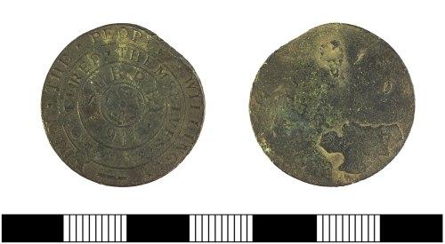 SUR-07E25F: Strachey badge
