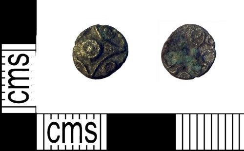 SUR-B429B8: Celtic silver minim