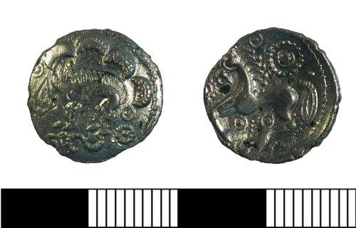 SUR-E0AB57: Danebury Spear silver unit