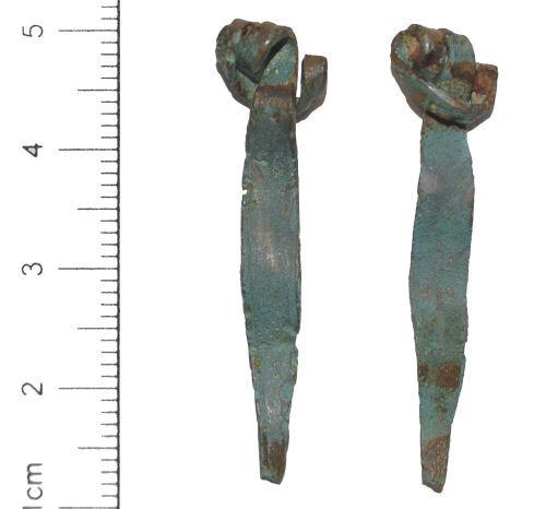A resized image of La Tene III brooch