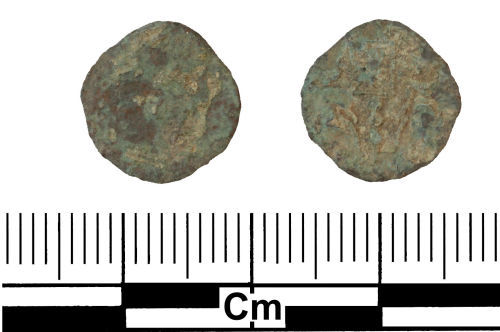 ESS-815090: Roman Coin : Nummus of the House of Constantine