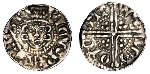 ESS-BF2A80: Medieval Coin : Penny of Henry III