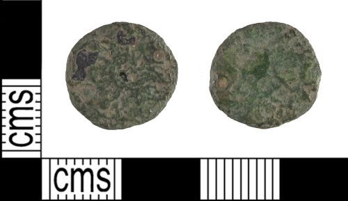 SUSS-135662: Roman Radiate or Nummus Coin
