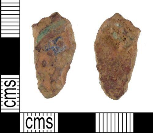 SUSS-727124: Roman Brooch Fragment