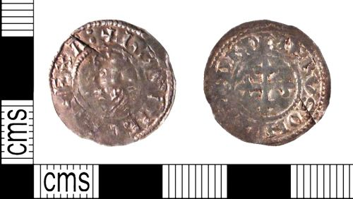 SUSS-D10F68: Medieval Coin: Silver Penny of Henry I