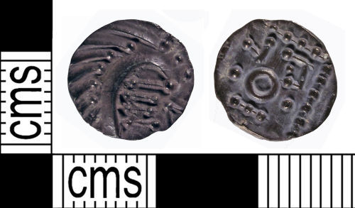 SUSS-D3BF24: SUSS-D3BF24 EARLY MED COIN