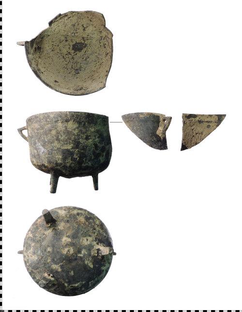 cast iron cauldron dating