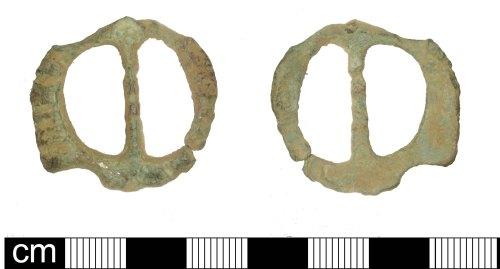 SOM-4704E3: Medieval annular buckle