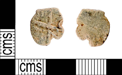 LIN-4607DA: A Post Medieval cloth seal