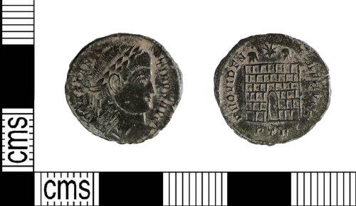 LIN-791C0C: Roman coin: nummus of Constantine I