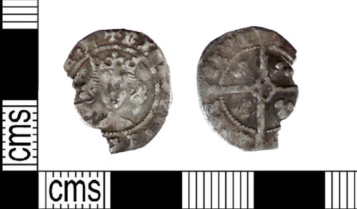 LIN-953359: Medieval coin: penny of Richard II