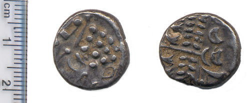 HAMP3445: Iron Age Durotrigan stater