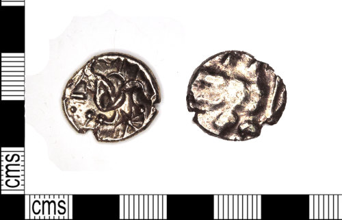 LEIC-655CD8: Iron Age Coin: Stater