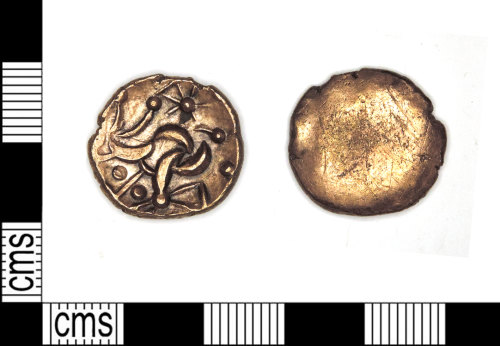 LEIC-659AC3: Iron Age Coin:Stater