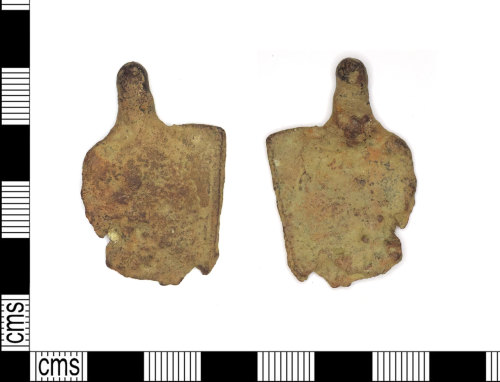 LEIC-82D2A1: Medieval Harness Pendant