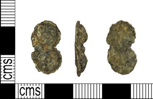 LEIC-84955C: Post Medieval Dress Hook.