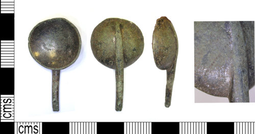 LEIC-B44BD3: Roman Spoon.