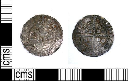 LEIC-E623EF: Medieval Coin: Penny of Edward I-III