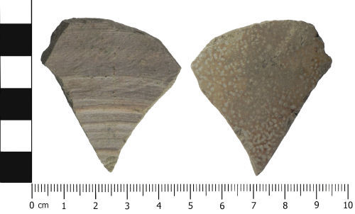 LVPL-2402C1: Post Medieval: German stoneware fragment