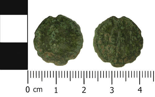 LVPL-3EEFD6: Roman coin: Nummus of House of Valentinian