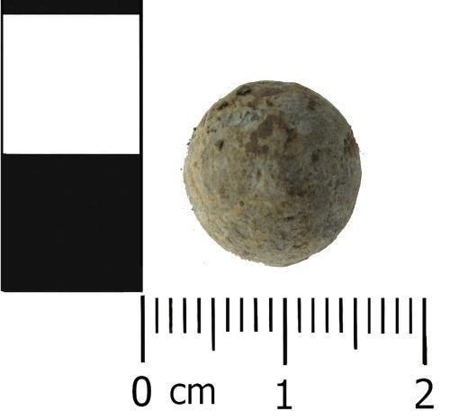 LVPL-CD0015: Post Medieval: Shot / Musket ball