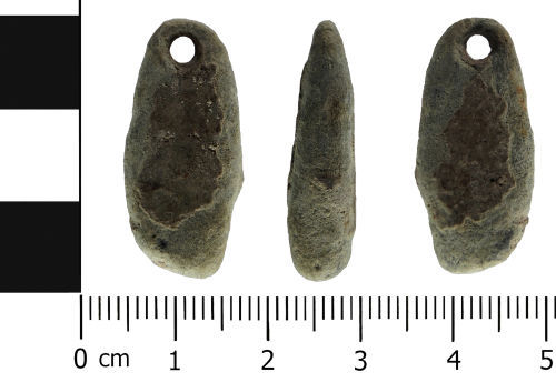 LVPL-ED5286: Late Medieval to Post Medieval: Weight