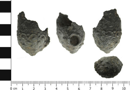 A resized image of Post medieval to Modern: Tobacco pipe bowl