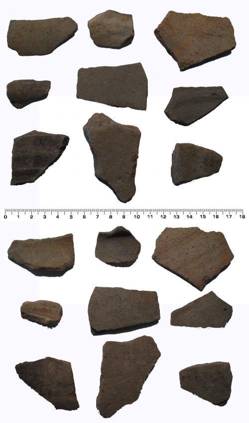 WAW-280641: Roman: Ceramic vessel