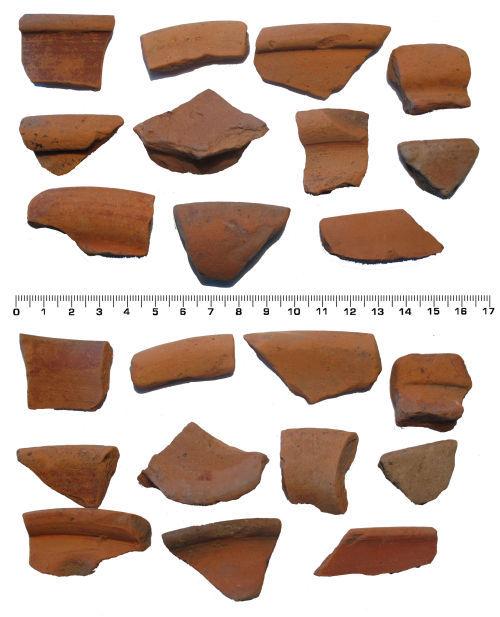 WAW-63F1D4: Roman: Ceramic vessel