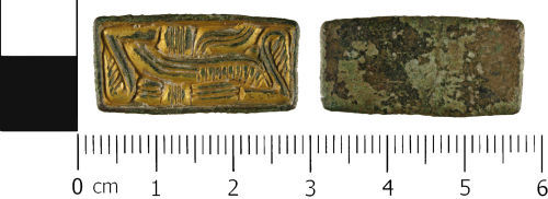 A resized image of Early Medieval: Plaque or inlay